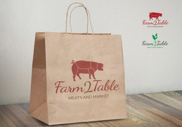 Farm 2 Table logo