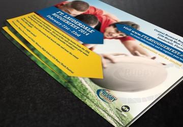 2014 Ruggerfest promotional flyer