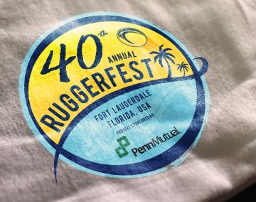 2016 Ruggerfest Logo